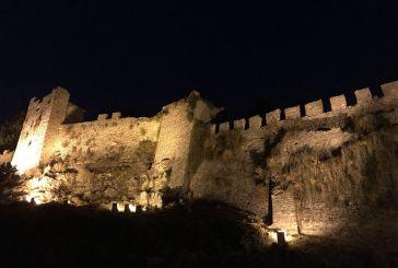 Φωτίστηκε ξανά το Κάστρο της Ναυπάκτου