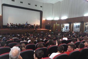 Εκπαιδευτικό πρόγραμμα για μαθητές από την Κρατική Ορχήστρα Αθηνών μετά τη συναυλία στο Αγρίνιο
