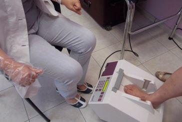 Δωρεάν μέτρηση οστικής πυκνότητας από το Κοινωνικό Ιατρείο Αγρινίου