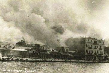 Ημέρα εθνικής μνήμης της γενοκτονίας των Ελλήνων της Μικράς Ασίας στο Μεσολόγγι