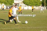 Πάλεψε αλλά ηττήθηκε ο Ναυπακτιακός Αστέρας στην πρεμιέρα της Γ' Εθνικής (φωτο)