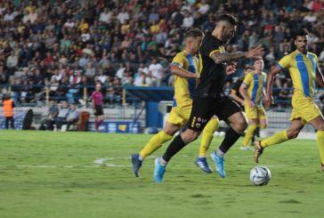 Με γκολ του Λιβάγια 1-0 η ΑΕΚ τον Παναιτωλικό (video)