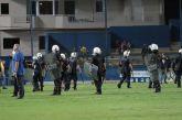 Μια σύλληψη, δυο ταυτοποιήσεις και δικογραφίες για οπαδούς του Παναιτωλικού και της ΑΕΚ