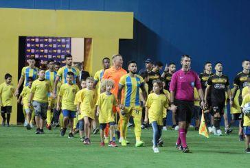 Παναιτωλικός – ΑΕΚ: Η δράση αλληλεγγύης των παικτών