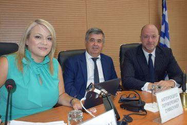 Το νέο προεδρείο του περιφερειακού συμβουλίου-τι είπε ο περιφερειάρχης
