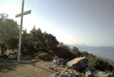 Εμφύλιος 1946-1949: Το σημείο όπου έγινε η κοντινότερη μάχη στο Αγρίνιο.