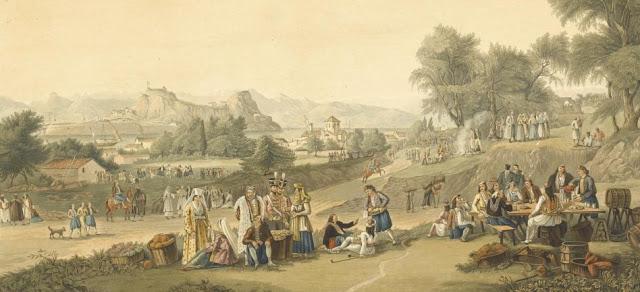 1835: Η άγνωστη κατάληψη του Βραχωρίου από ενόπλους και η κατάλυση του κράτους για τρεις μήνες