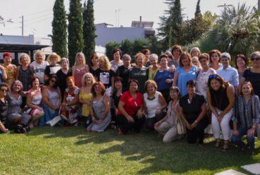 Συνάντηση συμμαθητριών στο Αγρίνιο 42 χρόνια μετά …