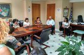 Επίσκεψη του συλλόγου Αλκυόνη στον δήμαρχο Ναυπακτίας
