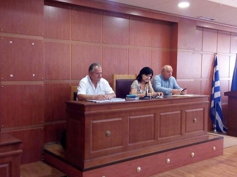 Συνεδρίασε το Συντονιστικό Πολιτικής Προστασίας της Αιτωλοακαρνανίας