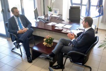 Ο Υπουργός Τουρισμού στην Περιφέρεια – N.Φαρμάκης: Να κάνουμε τη Δυτική Ελλάδα τοπ τουριστικό προορισμό (φωτο, video)