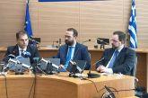 Χάρης Θεοχάρης: Αρχίζει η διαβούλευση για το 10ετες τουριστικό πλάνο και στη Δυτική Ελλάδα