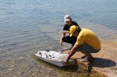 Επίδειξη παρακολούθησης ποιοτικών παραμέτρων με ρομποτικό σκάφος στη Λίμνη Τριχωνίδα