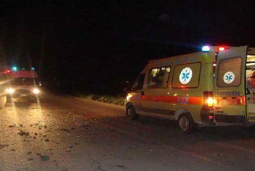 Μεθυσμένος  οδηγός προκάλεσε σοβαρό τροχαίο κοντά στην Πάλαιρο και εγκατέλειψε τον τραυματία