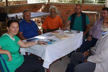 Ανάγνωση ιστορικών ντοκουμέντων από την Πολιτιστική Ομάδα «Βάλτος & Επανάσταση»
