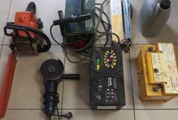 Συλλήψεις ζωοκλεφτών στην Ηλεία