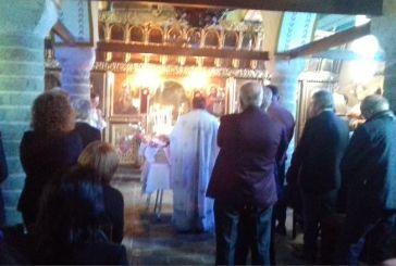 Γιορτή του Αγίου Θωμά στον Εμπεσό