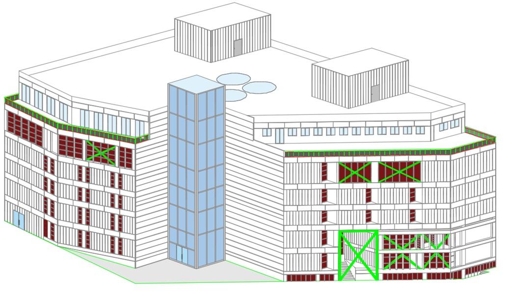 Yποβλήθηκε η πρόταση για την αξιοποίηση του τσιμεντένιου κτιρίου των Καπναποθηκών Παπαστράτου