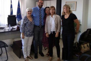 Aμέριστη η στήριξη της περιφερειακής αρχής στην ΕΛΕΠΑΠ Αγρινίου