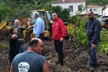 Nα κηρυχτεί ο δήμος Μεσολογγίου σε κατάσταση έκτακτης ανάγκης ζητά ο δήμαρχος-Eπικοινωνία με τον υπουργό Εσωτερικών