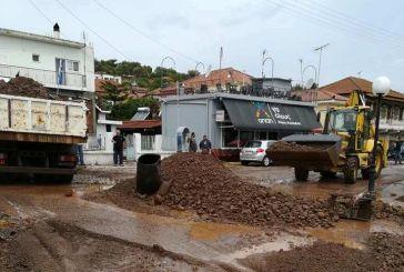 ΚΚΕ για πλημμύρες στις Οινιάδες:  έλλειψη κεντρικού αντιπλημμυρικού σχεδιασμού, έργων και υποδομών