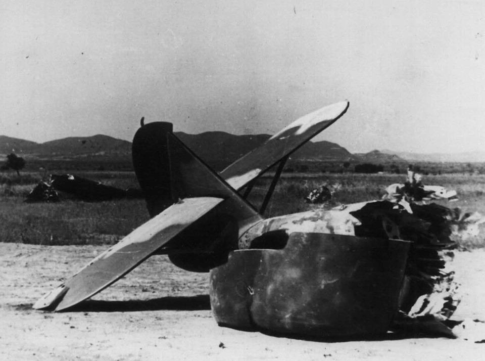 1941 στο Αγρίνιο: πως έχασε τη ζωή του ο ήρωας, Υποσμηναγός, Γεώργιος Κυταριόλος