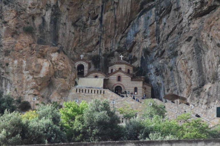 Εσπερινός και Παράκληση την Κυριακή στην Αγία Ελεούσα Kλεισούρας