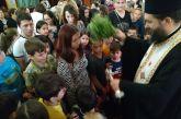 Αγιασμός για την έναρξη τωνπνευματικών δραστηριοτήτων της ενορίας Αγίας Τριάδας Αγρινίου