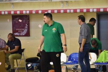 """Θ. Γιαννακόπουλος – ΑΟ Αγρινίου: """"Να ακολουθήσουμε το πλάνο μας"""" (βίντεο)"""