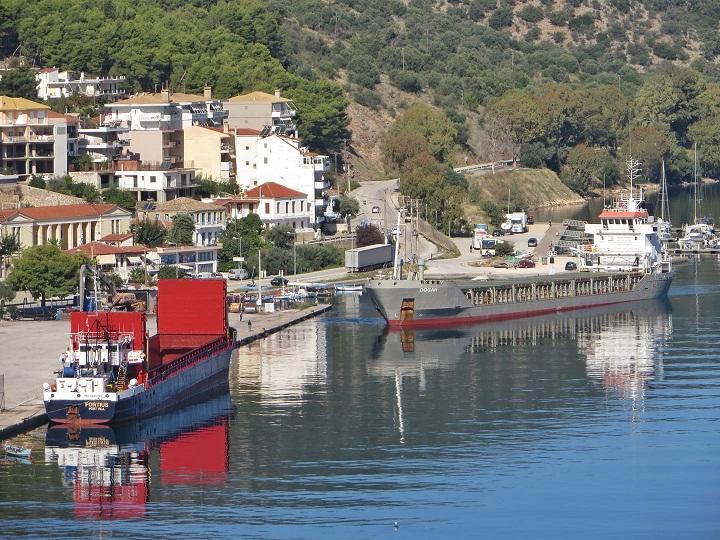 Τραυματισμός ναυτικού στο λιμάνι Αμφιλοχίας