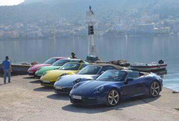 Γέμισε Porsche και σήμερα η Αμφιλοχία