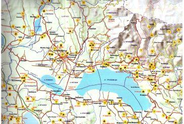 Ο Αρχαιολογικός Χάρτης του σημερινού Δήμου Αγρινίου