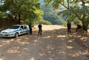 H Aστυνομία σε εγρήγορση στην Αιτωλοακαρνανία