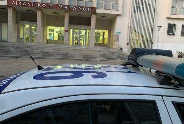 Πυροβολισμοί στο Δικαστικό Μέγαρο Αγρινίου: χειροπέδες σε τέσσερις άνδρες,  εξαφανισμένος ο δράστης