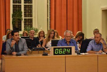 Συνεδριάζει την Τετάρτη το δημοτικό συμβούλιο Αγρινίου