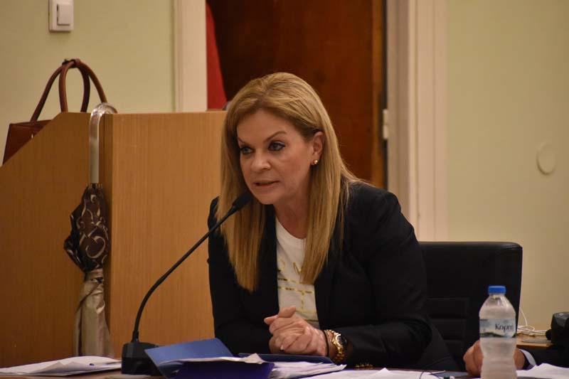 Χρ. Σταρακά: «Κάναμε ρεαλιστικές προτάσεις για τα δημοτικά τέλη στο Αγρίνιο αλλά δεν συζητήθηκαν»