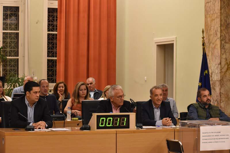 Ο καταμερισμός των εκπροσώπων του δημοτικού συμβουλίου Αγρινίου στην ΠΕΔ