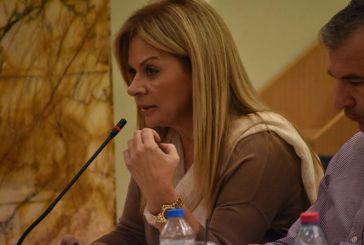 Χριστίνα Σταρακά: «Χρειάζεται σύμπνοια στο προσφυγικό/ μεταναστευτικό, ανάγκη για καταγραφή της περιουσίας του Δήμου Αγρινίου»