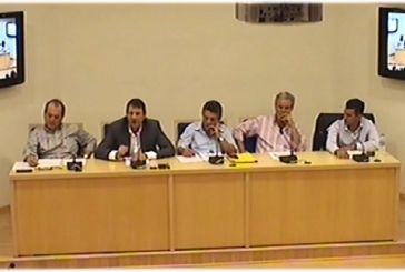 Ανέβηκαν οι τόνοι στο Δημοτικό Συμβούλιο Αμφιλοχίας με αφορμή την ύδρευση (video)