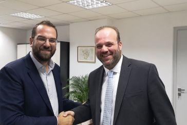 Νεκτάριος Φαρμάκης: Θέλουμε έναν ΟΑΕΔ που να υπακούει στις ανάγκες της τοπικής κοινωνίας
