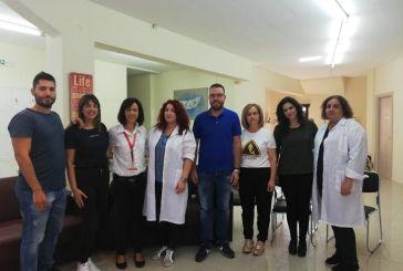 Δράση στο Αγρίνιο για την Παγκόσμια Ημέρα Επανεκκίνησης Καρδιάς