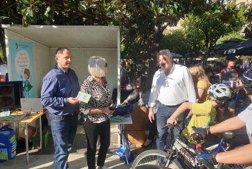 Ενημερωτική δράση στο κέντρο του Αγρινίου για την ανακύκλωση