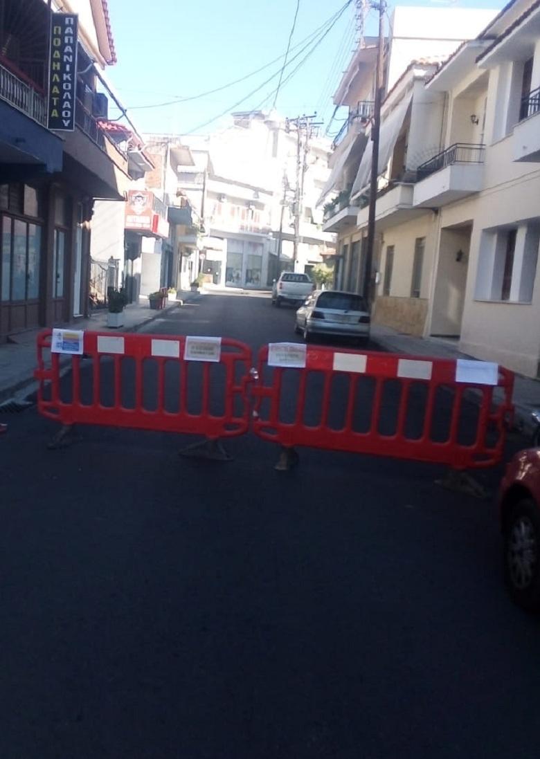 Αγρίνιο: νέες …μαντεψιές ποιος δρόμος θα κλείσει από τα γνωστά έργα!