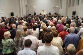 Παρέμβαση του Δημάρχου Αγρινίου στην εκδήλωση για τα 75 χρόνια από το Ολοκαύτωμα στα Επτάνησα