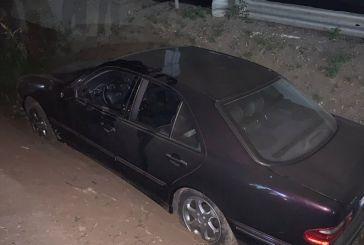 Νέα εκτροπή οχήματος στη Στράτο