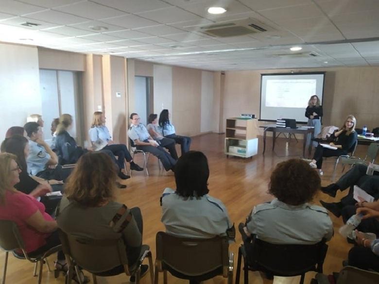 Οι Αστυνομικοί Υπάλληλοι Ακαρνανίας σε ενημέρωση-συζήτηση για την πρόληψη γυναικολογικών καρκίνων