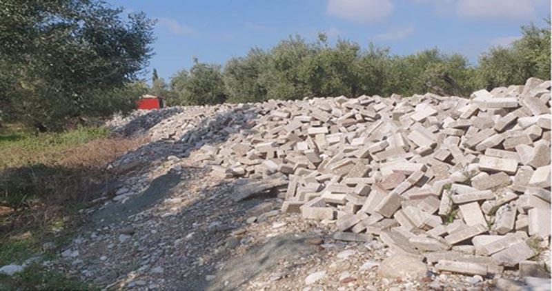 Καταγγελία Καραπάνου: Αξιοποιήσιμο δημοτικό υλικό μεταφέρθηκε σε ιδιωτική επιχείρηση στο Μεσολόγγι