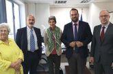 Συνάντηση  Φαρμάκη με την Πρέσβη της Βρετανίας