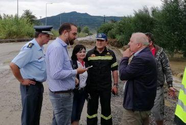 Συγκρότηση επιτροπών για την καταγραφή ζημιών στο δήμο Μεσολογγίου