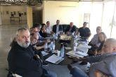 Συνεδρίαση του Διοικητικού Συμβουλίου στο Κέντρο Χαρακτικών Τεχνών Μουσείο «Βάσως Κατράκη»